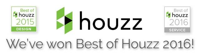Aspen Homes houzz new home award