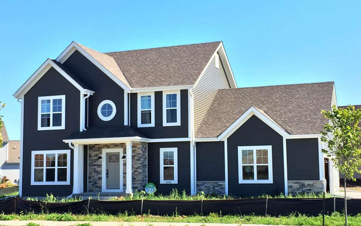 Bridgewater aspen homes inc for Aspen house