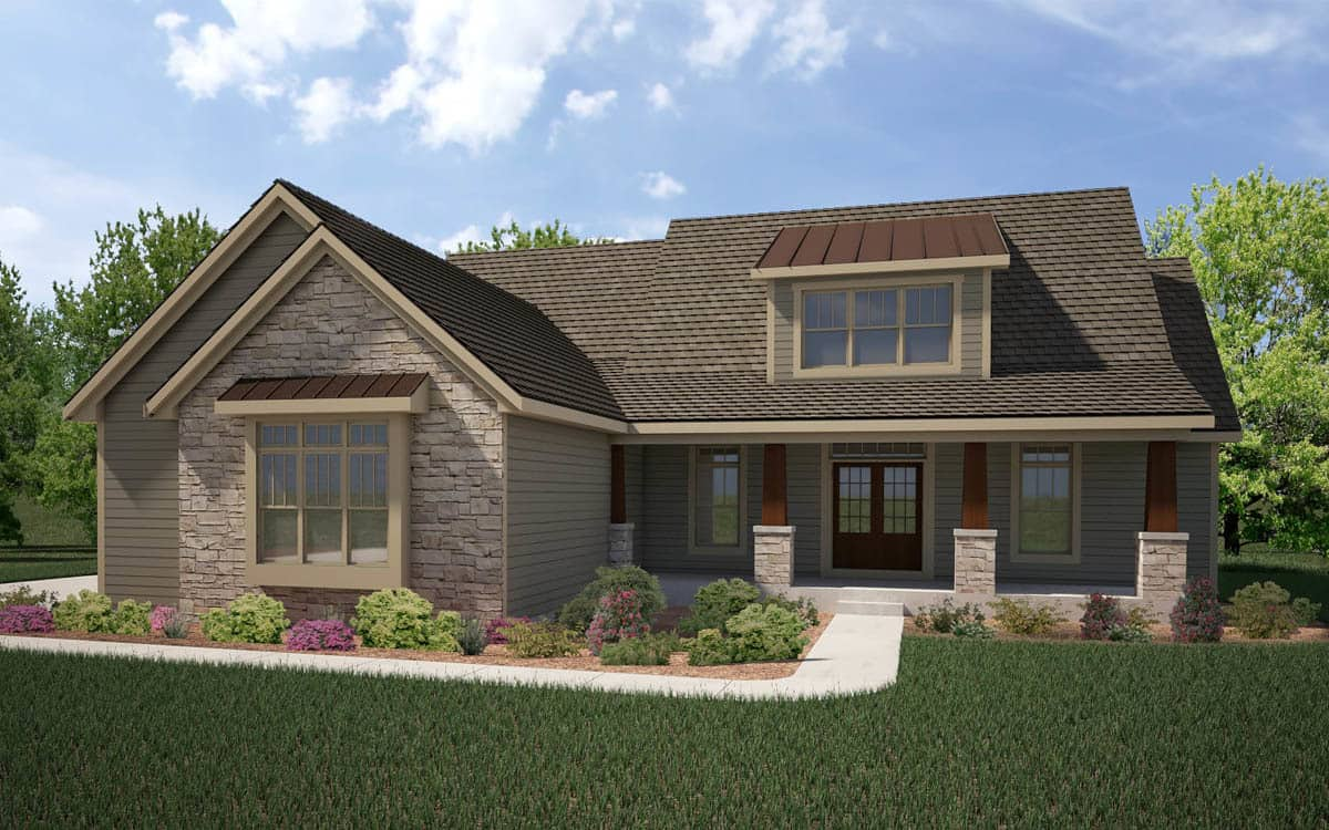 Preston aspen homes inc for Preston house